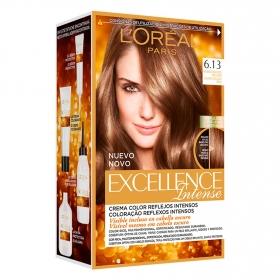 Tinte intense nº 6.13 Rubio Oscuro Helado L'Oréal Excellence 1 ud.