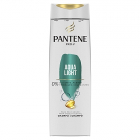 Champú Aqua Light para cabello fino Pantene 360 ml.