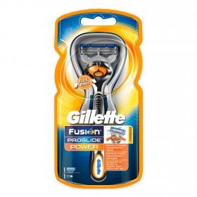 Maquinilla fusion proglide flexball power Gillette 1 ud.