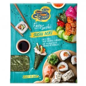 Alga nori para sushi Blue Dragon 11 g.