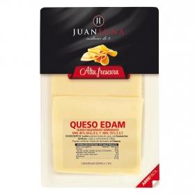 Queso Edam en lonchas Juan Luna 200 g.