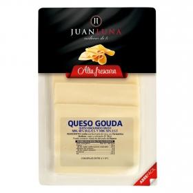 Queso gouda en lonchas Juan Luna 200 g.