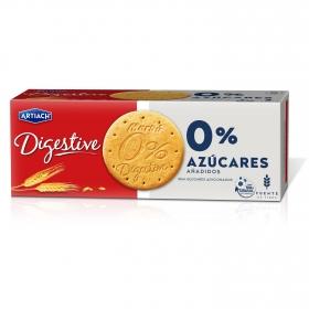 Galletas 0% azúcares Digestive Marbú 400 g.