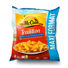 Patatas tradicional Mc Cain 2,5 kg.