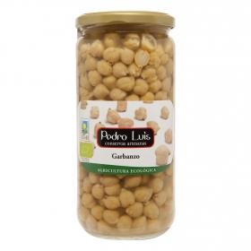 Garbanzo cocido ecológico Pedro Luis 425 g.