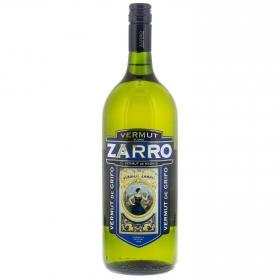 Vermut Zarro blanco de grifo 1,5 l.