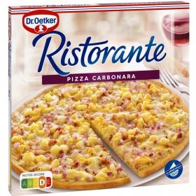 Pizza carbonara Ristorante Dr. Oetker 340 g.