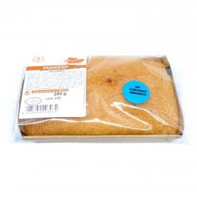 Bizcocho sin azúcares añadidos 250 g