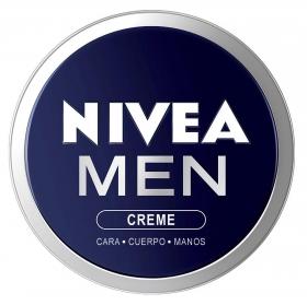Crema de hombre para cara, cuerpo y manos Nivea 150 ml.