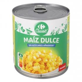 Maíz dulce Carrefour 285 g.