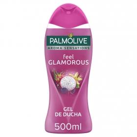 Gel de ducha exfoliante Feel Glamorous NB Palmolive 500 ml.