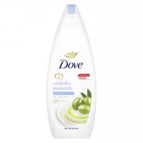 Gel de ducha nutritivo Cuidado y Protección Dove 600 ml.
