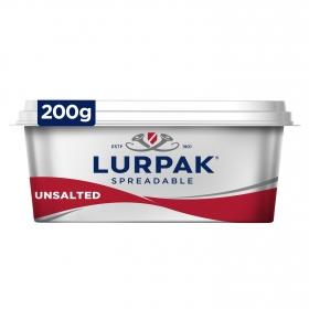 Mantequilla fácil de untar Lurpak 200 g.