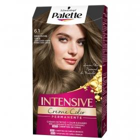 Tinte Intensive Creme Coloration 6.1 Rubio Oscuro Ceniza Palette 1 ud.