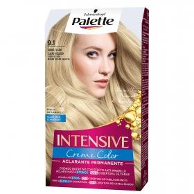 Tinte Intensive Creme Coloration 9.1 Rubio Claro Claro Helado Palette 1 ud.