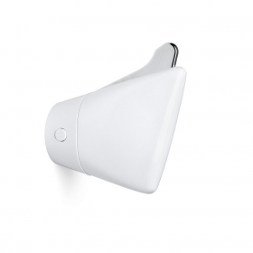 Toallero de baño  de  Alpha 7,5CM Tatay - Metalizado