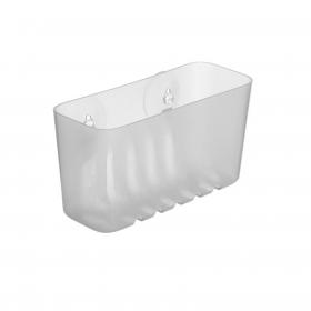 Cestillo de ducha de   8,5CM Tatay - Translúcido