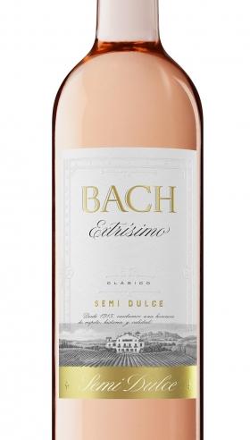 Bach Viña Extrísima Rosado 2020
