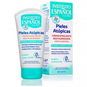 Crema emoliente restauradora para pieles atópicas Instituto Español 150 ml.