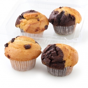 Muffin fusion Carrefour 4uds