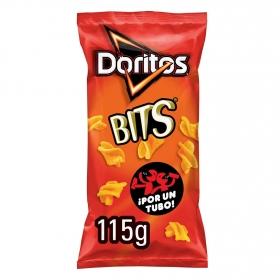 Aperitivos de maíz Doritos Bits 115 g.