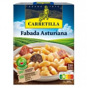 Fabada asturiana Carretilla 350 g.