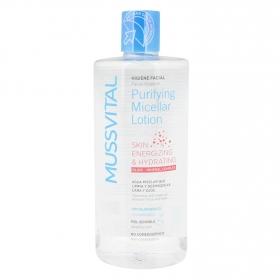 Agua micelar para piel sensible Mussvital 300 ml.