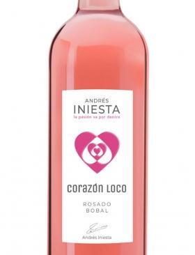 Corazon Loco Rosado Rosado 2020