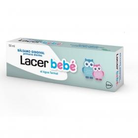 Bálsamo gingival primero dientes bebé Lacer 50 ml.