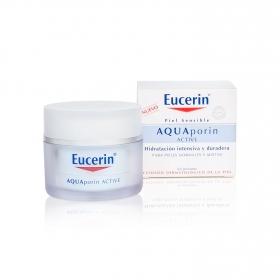 Crema Aquaporin Active para piel normal y mixta 50 ml. Eucerin 1 ud.