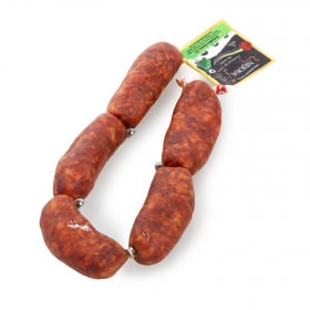Chorizo ibérico ristra Embutidos Nejosa pieza 700 g aprox