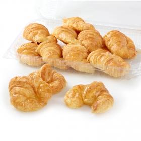 Mini croissant clásico Carrefour 12 ud