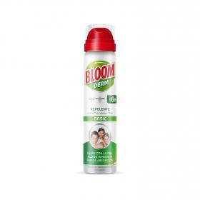 Repelente de mosquitos común y tigre aerosol Bloom Derm 1 ud.