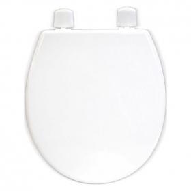 Asiento con Tapa WC Tatay Basic - Blanco