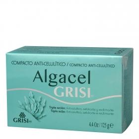 Jabón compacto anticelulítico Algacel Grisi 125 g.