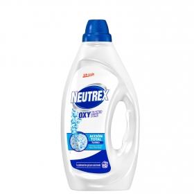 Quitamanchas líquido Oxy Blanco puro Neutrex 1,6 l.