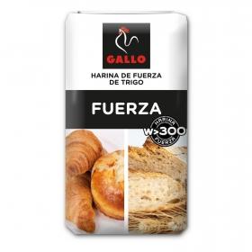 Harina de trigo de fuerza Gallo 1 kg.