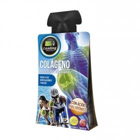 Colágeno marino líquido Loading pack de 3 bolsitas de 25 g.