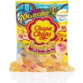 Caramelos de goma Lollies Chupa Chups sin gluten 175 g.