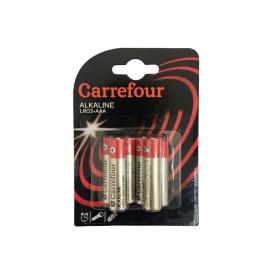 Pack de 6 Pilas Alcalinas LR03 AAA Carrefour