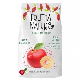 Snacks manzana roja Frutta Nature sin gluten 60 g.
