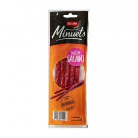 Salami en cañitas Espuña 60 g