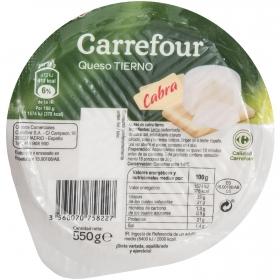 Queso tierno de cabra mini Carrefour 550 g