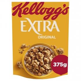 Cereales de avena integral Extra Kellogg's 375 g.