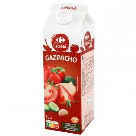 Gazpacho Carrefour sin gluten 1 l.