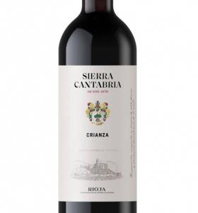 Sierra Cantabria Tinto Crianza 2016
