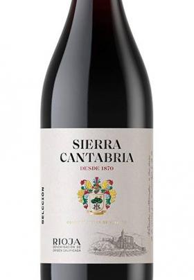 Sierra Cantabria Seleccion Tinto 2018