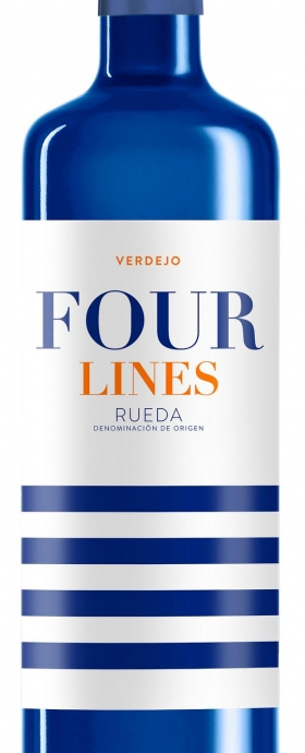Four Lines Blanco
