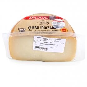 Queso puro de oveja D.O.P. Idiazabal De Nuestra Tierra 1/2 pieza, 300 g