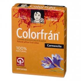 Colorfrán natural Carmencita 4 ud.